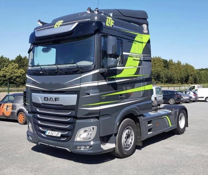 camion transporteurs finistériens